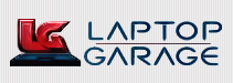 Laptop-Garage logo